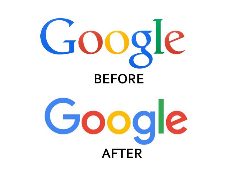 google-logo-change