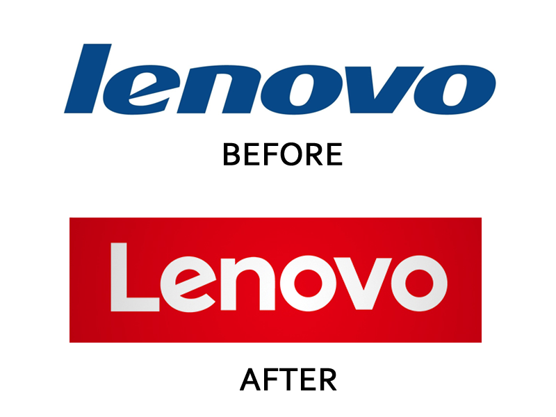 Lenovo Logo: Digital Art Monster » Logo