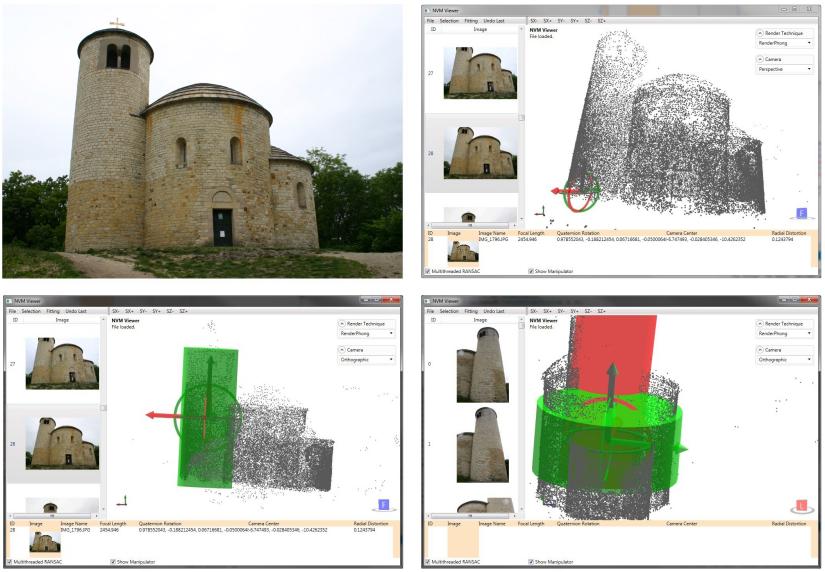 Image-based-modeling
